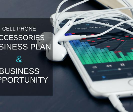 mobile accessories business plan profitable