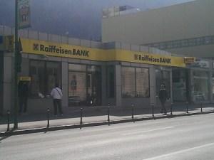 raiffeisen bank agentie