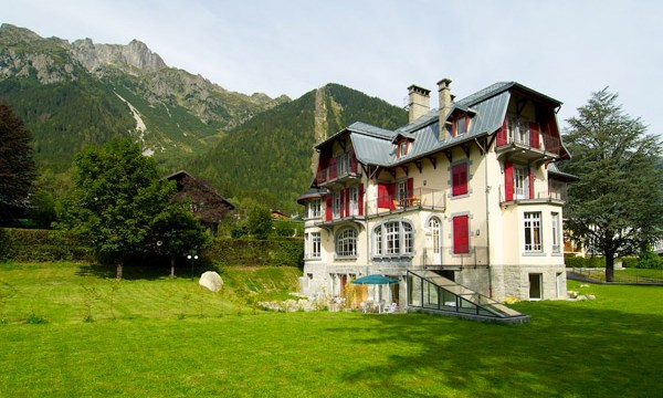 La Grande Savoyarde: Luxury Apartments in Chamonix