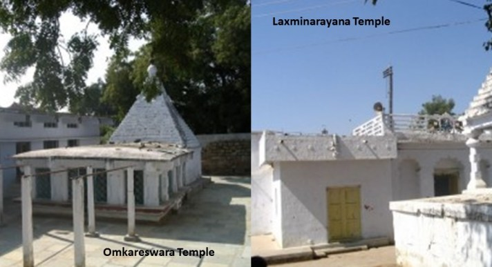 Omkareshwara Temple and Laxminarayana Temple-Manthani Temples