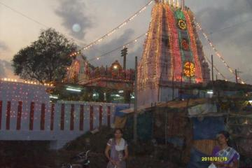 Sri Kethaki Sangameswara swamy Temple at Jharasagaram near Zaheerabad