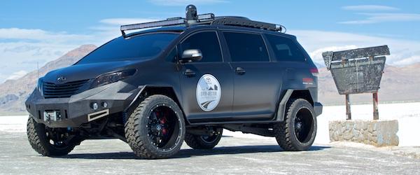 UNOBTANIUM: Toyota Ultimate Utility Vehicle