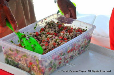 Ceviche Preparation VIP Holbox