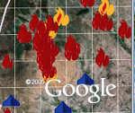 Google Earth Crisis in Darfur Project