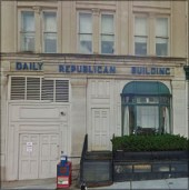 Republian Herald HQ via Google Maps [Fair Use]