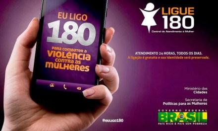 179 relatos de violência contra mulheres por dia em 2015