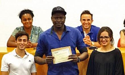 Haitianos/as se formam no 1º ciclo de curso de português na Unimep