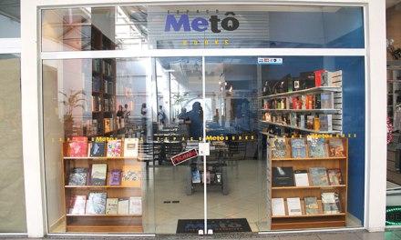 Inauguração da primeira livraria Metô Books