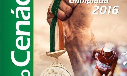 Edição especial do no Cenáculo para Olimpíada 2016