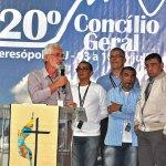 Nova configuração da Remne é aprovada em Concílio Geral