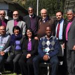Fotos oficiais da nova liderança Metodista no Brasil