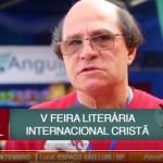 Bispo Adriel Maia convida para FLIC 2016