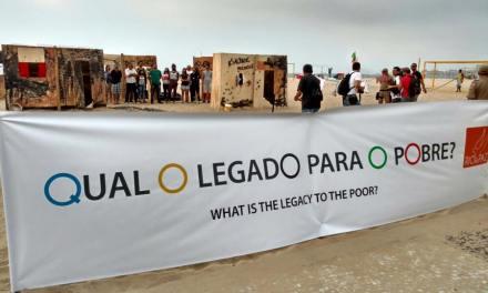 ONG Rio de paz é impedida de protestar durante Olimpíadas no RJ