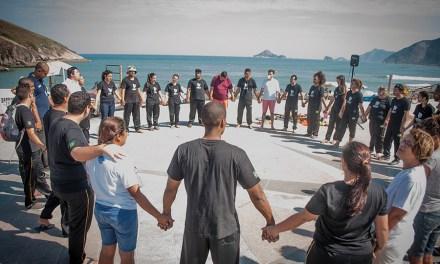 Evangelização durante os Jogos Olímpicos Rio 2016