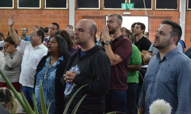 Congresso de Discipulado reúne 1ª e 7ª RE na Escola de Missões