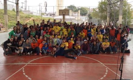 Projeto Igreja na Rua mobiliza mais de 90 voluntários na zona sul de SP