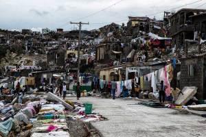 Haiti após a passagem do Furacão Matthew | ONU Fotos | Logan Abassi