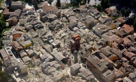Novos terremotos na Itália já deixam 25 mil desabrigados