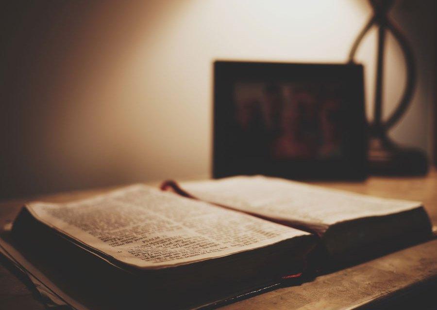 Advento: tempo de ler e ensinar a Bíblia