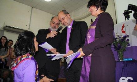 Colégio Episcopal consagra Hideide Brito Torres como Bispa da Igreja Metodista