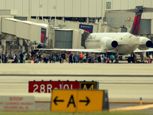 Aeroporto Internacional Fort Lauderdale–Hollywood - AP Photo | Lynne Sladky