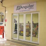 Inauguração da Livraria Angular Editora na FaTeo