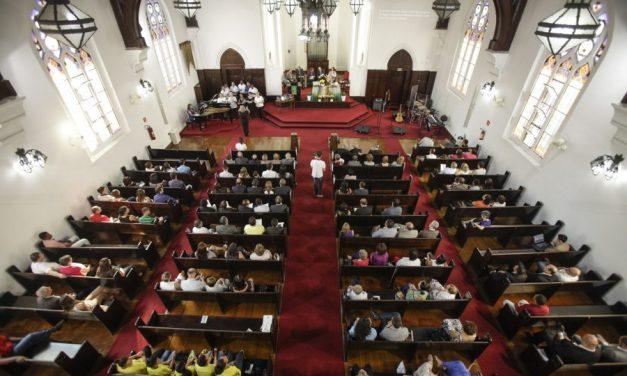 Colégio Episcopal e Cogeam tomam posse na Catedral Metodista de São Paulo