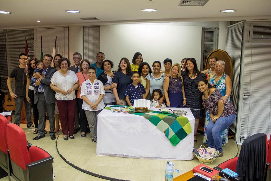 Departamento Nacional de Trabalho com Crianças: um espaço coletivo
