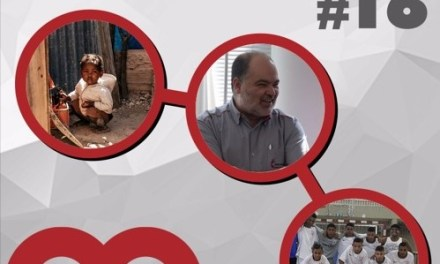 Giro de notícias #016 – Previdência – Crianças em situação de vulnerabilidade – Dia da mocidade