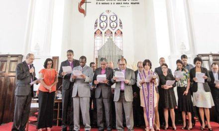 Lideranças eleitas no 20º Concílio Geral tomam posse em São Paulo