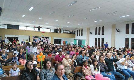 Igreja Metodista em Cornélio Procópio realiza culto dirigido pelas crianças