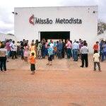 Templo metodista é inaugurado no sertão de Pernambuco