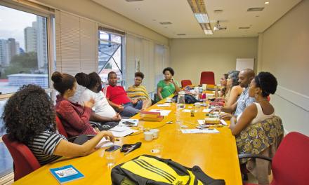 Tearfund articula reunião com pessoas engajadas no combate ao racismo