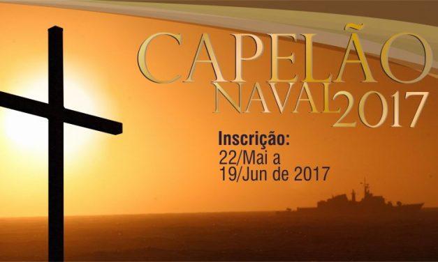 Concurso público: capelães navais