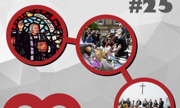 Giro de notícias #025 – Giro Regional 4RE – Semana Wesleyana – Coração Aquecido