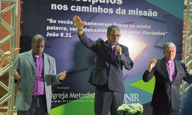 Renovo espiritual para o corpo pastoral da Igreja Metodista
