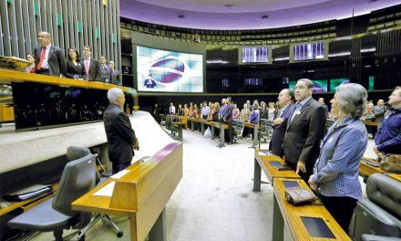 Sessão Solene na Câmara dos Deputados homenageia os 50 anos do Cogeime