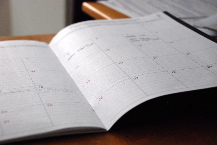 Alteração da data do Concílio Regional