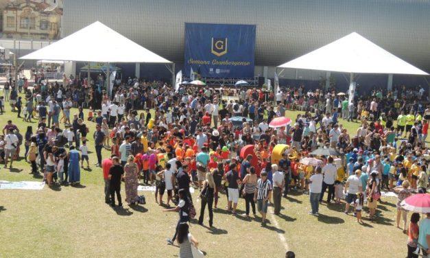Festa da Família fecha com chave de ouro a Semana Granberyense