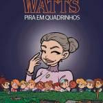 Martha Watts agora em HQ