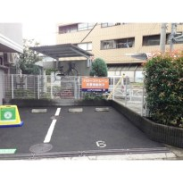 ハローストレージ祖師ヶ谷大蔵パート1駐車場