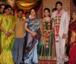 Devayani at Jayam Ravi and Aarthy Wedding Reception