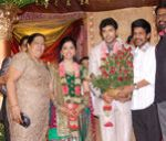 Director Bala at Jayam Ravi and Aarthy Wedding Reception