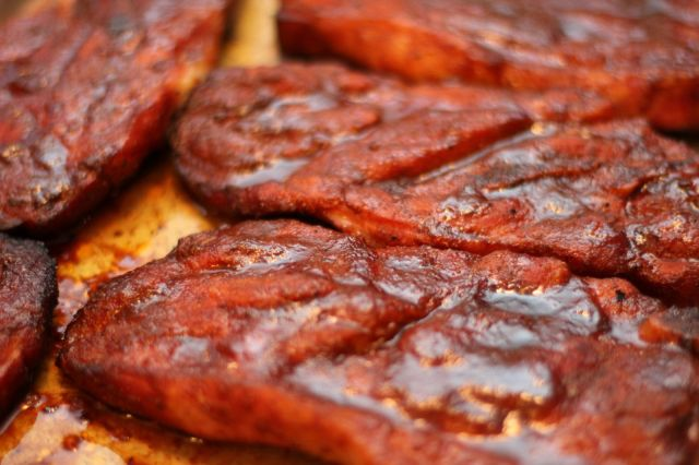 Smoked Pork Steaks Recipe