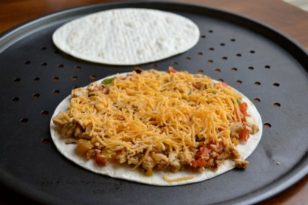 Grilled Quesadilla Recipe