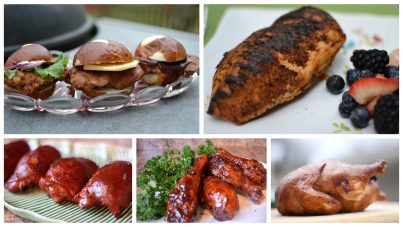 Memorial Day Chicken Recipes