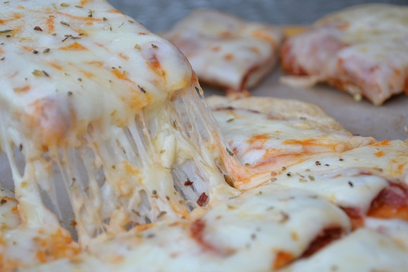 Grilled Pepperoni Pizza Recipe