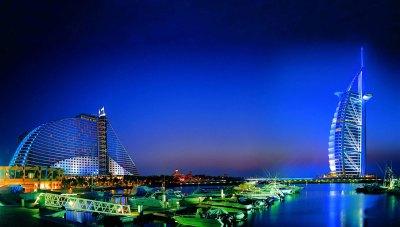 Jumeirah Beach Hotel - the World's Best Hotel Rooftops View - eXtravaganzi
