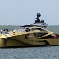 Luxury Charter Yacht - Palmer Johnson Yachts' Golden 48M SuperSport