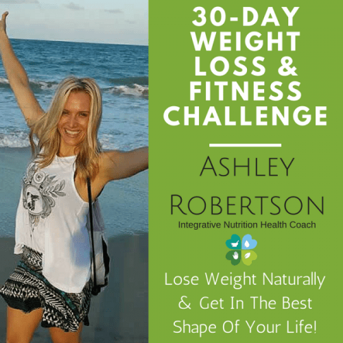 30-Day Weight Loss & Fitness Challenge